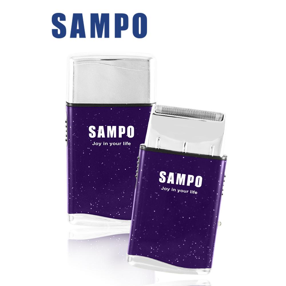 【SAMPO聲寶】名片型單刀頭電鬍刀 EA-Z1501L