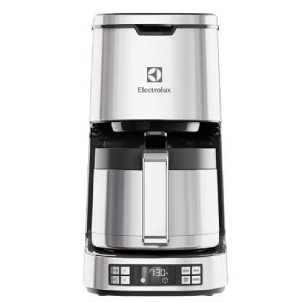(送磨豆機)【Electrolux伊萊克斯】ECM7814 / ECM7814S 設計家不鏽鋼美式咖啡機