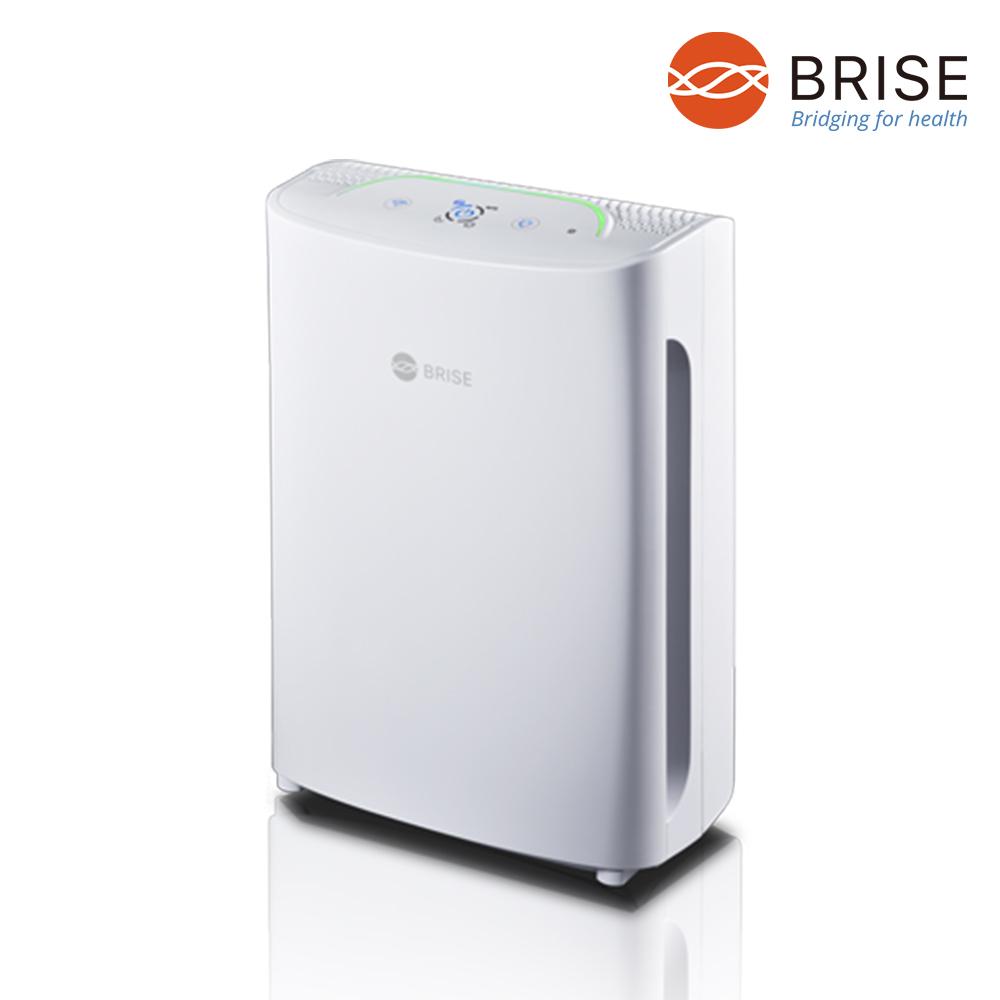 【BRISE C200】全球第一台人工智慧醫療級抗過敏空氣清淨機(送濾網一年)