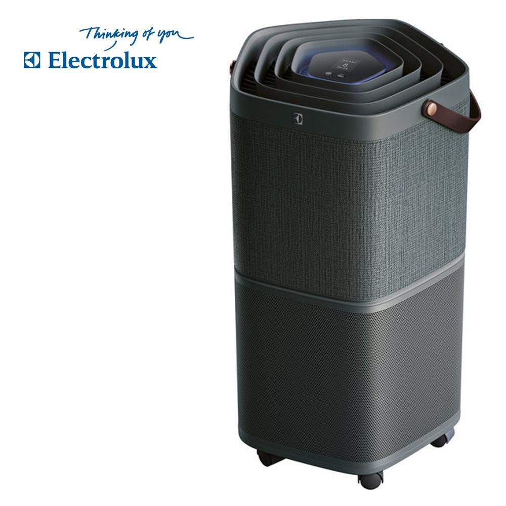 【伊萊克斯Electrolux】高效抗菌智能旗艦清淨機Pure A9 (PA91-406DG沈穩黑-9-14坪)