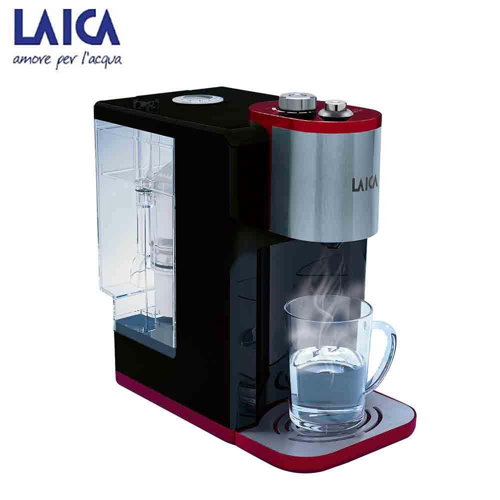 【LAICA萊卡】全域溫控瞬熱飲水機 IWHAAOO (紅色)