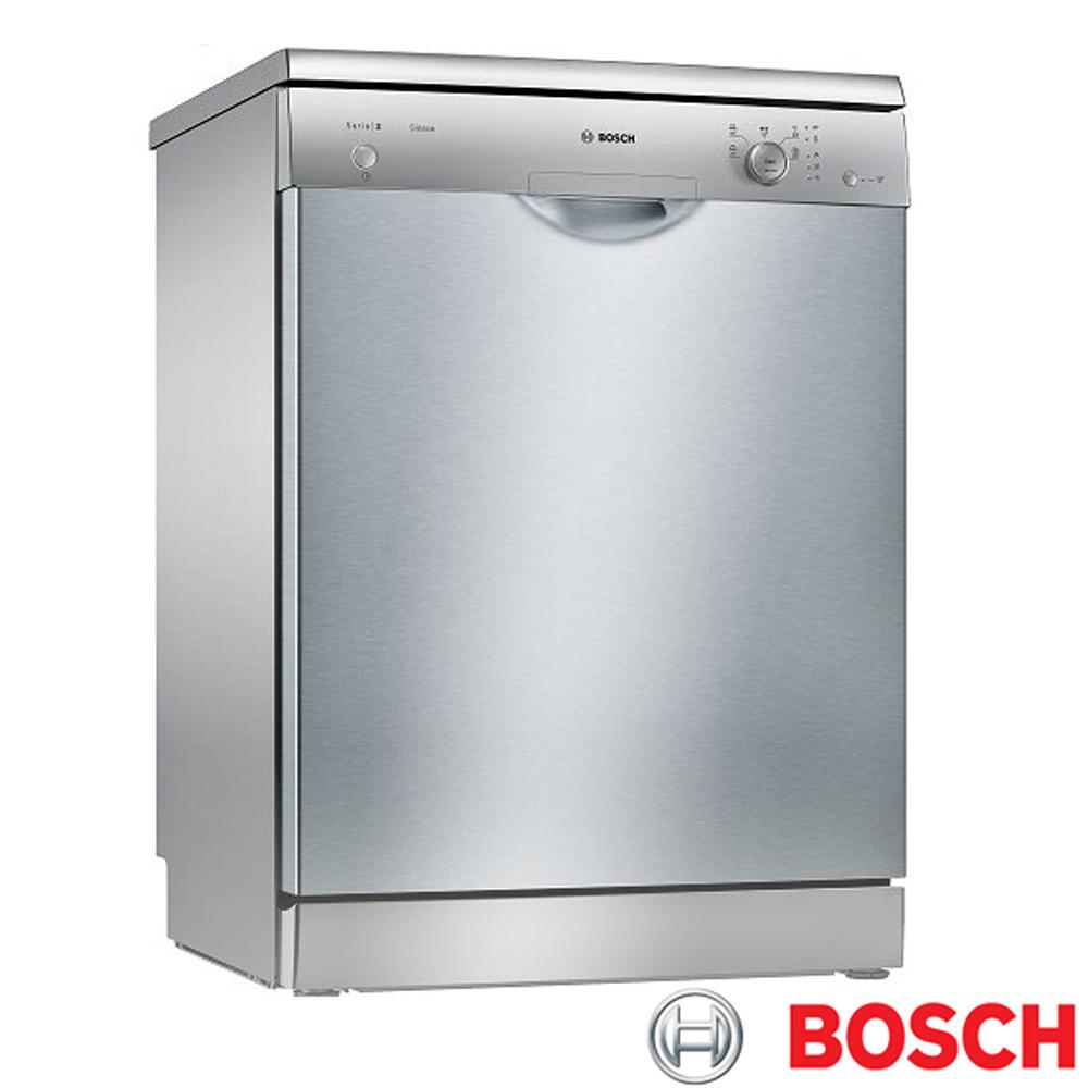 【BOSCH 博世】12人份獨立式洗碗機 SMS25AI00X (含基本安裝)
