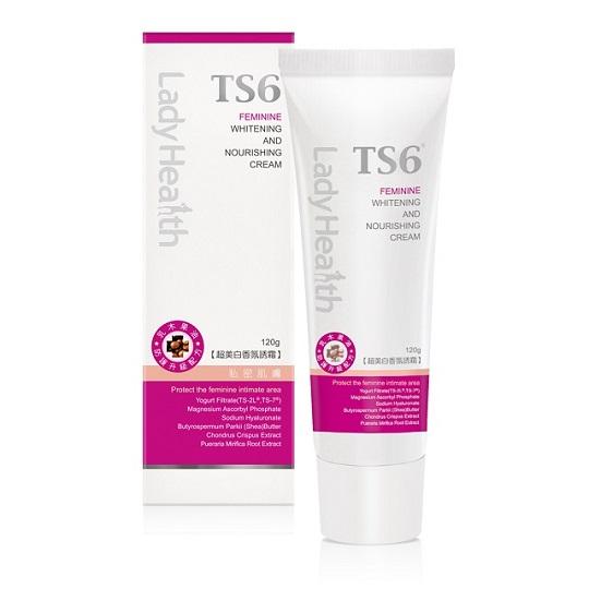 TS6 護一生超美白香氛誘霜(120g)