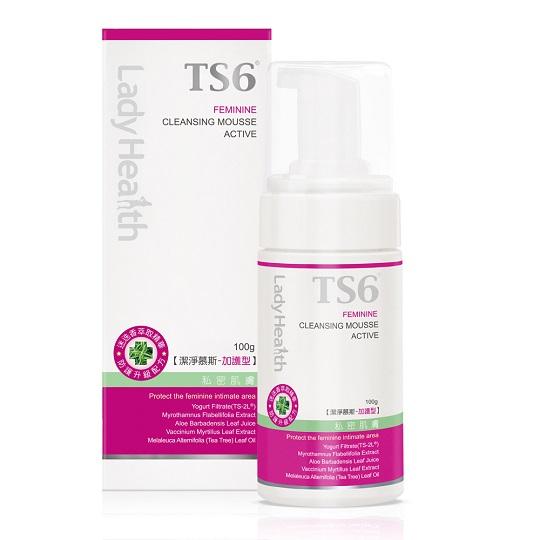 TS6護一生 潔淨慕斯加護型(100g)