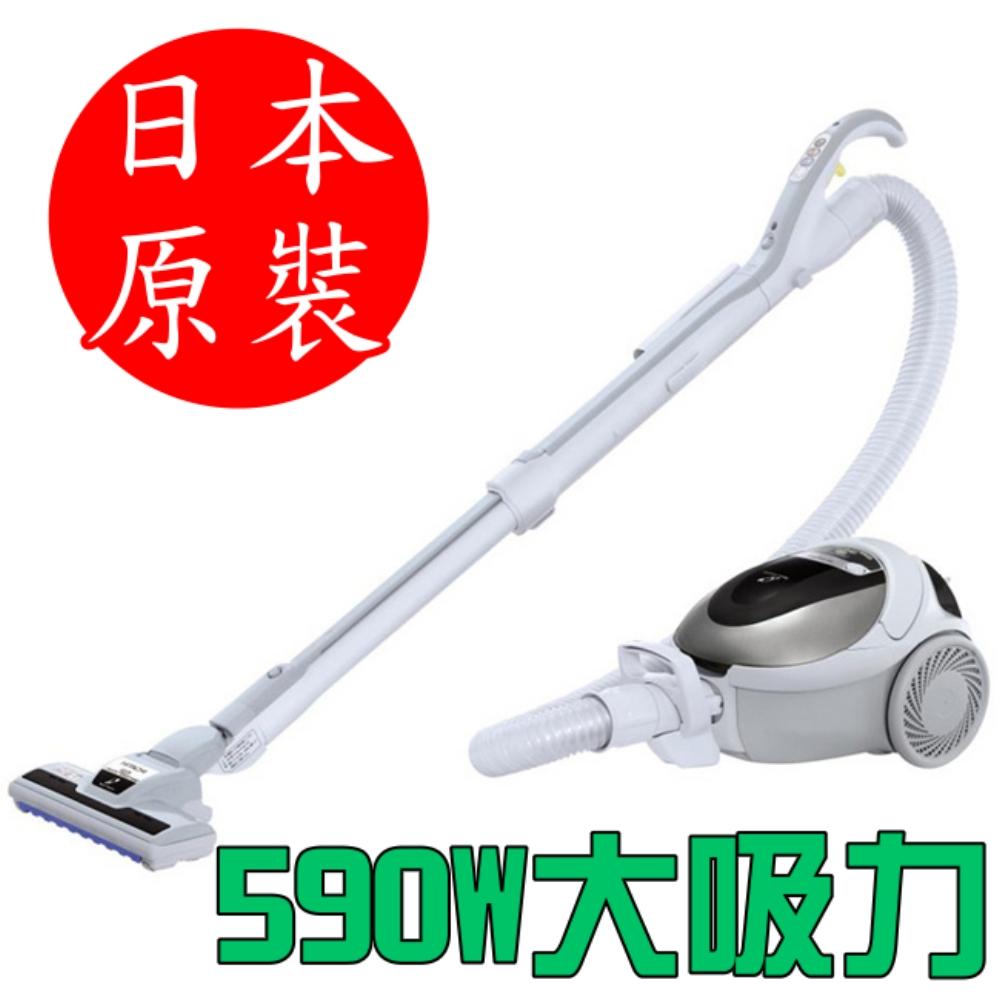 HITACHI 日立 日本原裝紙袋型吸塵器 (CVPK8T)