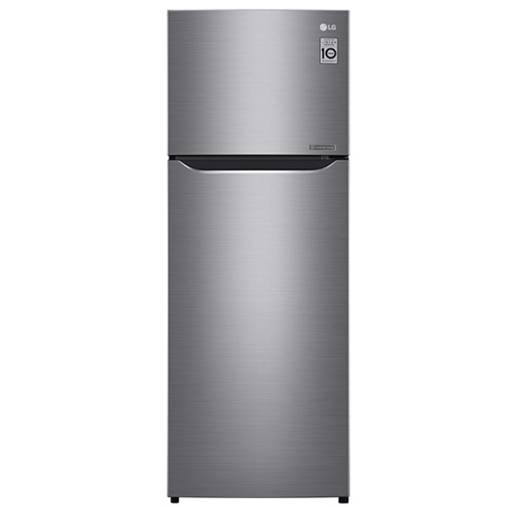 LG樂金 315公升直驅變頻上下門冰箱 GN-L397SV