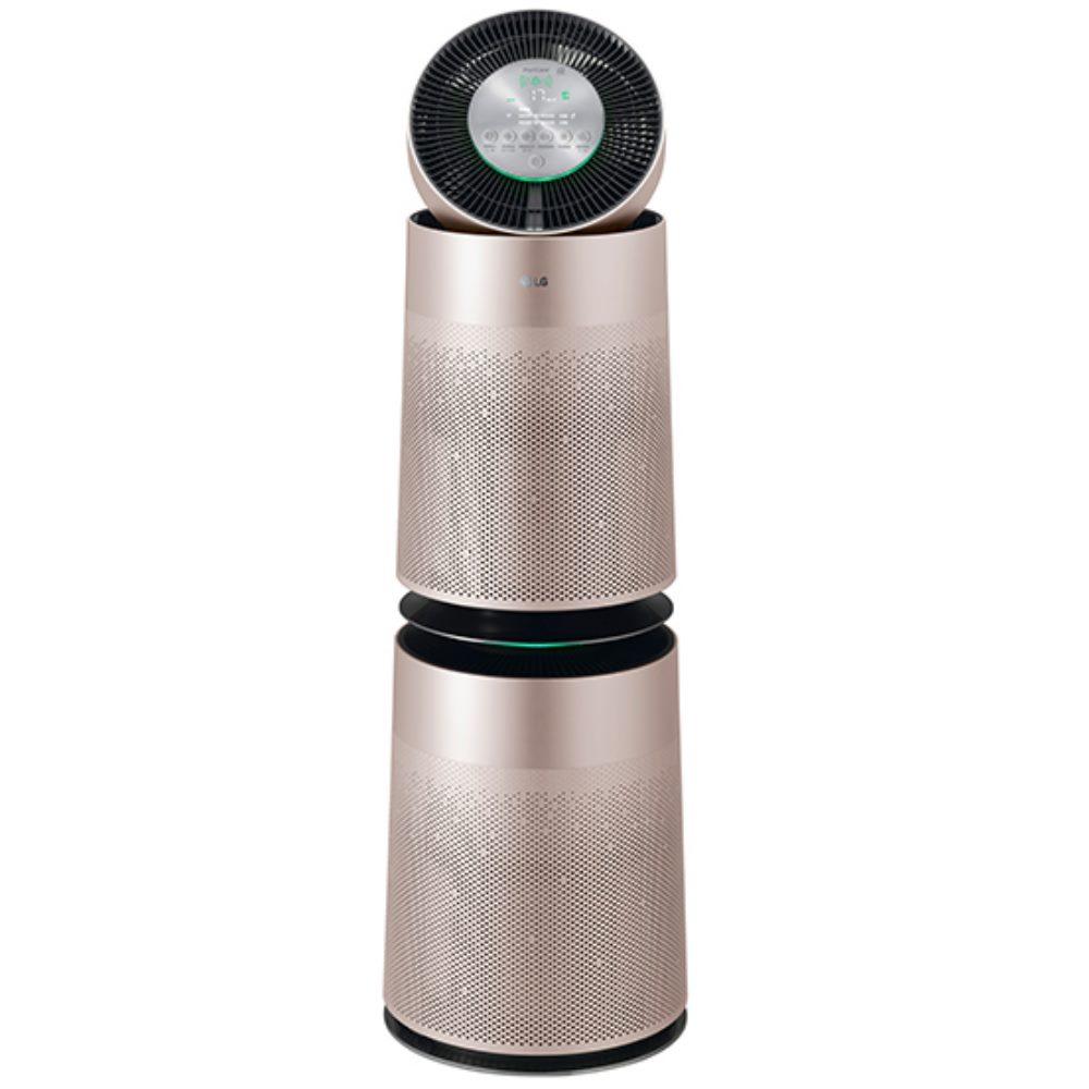 LG樂金 PuriCare™ 360°空氣清淨機 雙層 玫瑰金 AS951DPT0