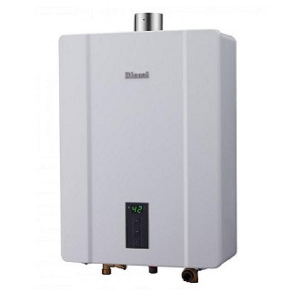 林內【RUA-C1300WF】13公升數位恆溫FE強制排氣屋內型