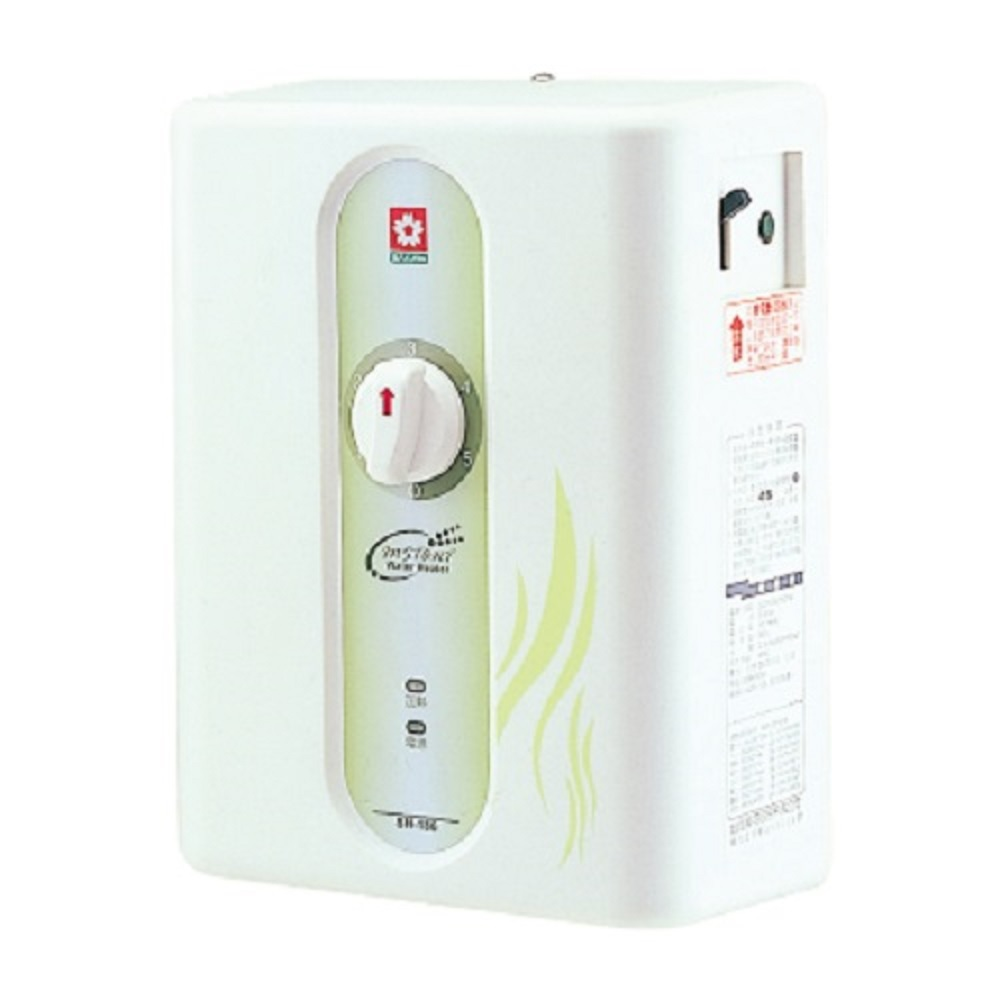(全省安裝)櫻花即熱式五段調溫瞬熱式電熱水器熱水器H-186瞬熱式SH-186