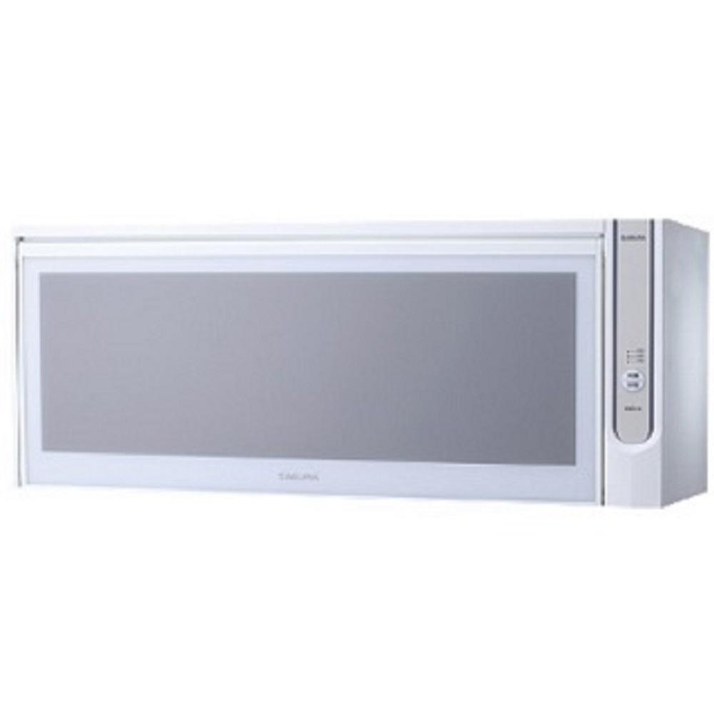 (全省安裝)櫻花懸掛式臭氧殺菌烘碗機80cm烘碗機Q-7565AWL白色