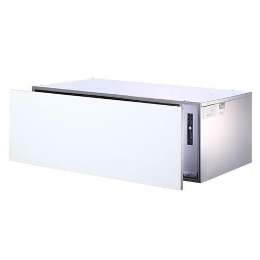 (全省安裝)櫻花落地式嵌門板抽屜式90cm烘碗機Q-7598AXL白色