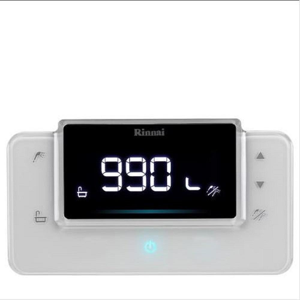 (全省安裝)林內浴室遙控器熱水器BC-20