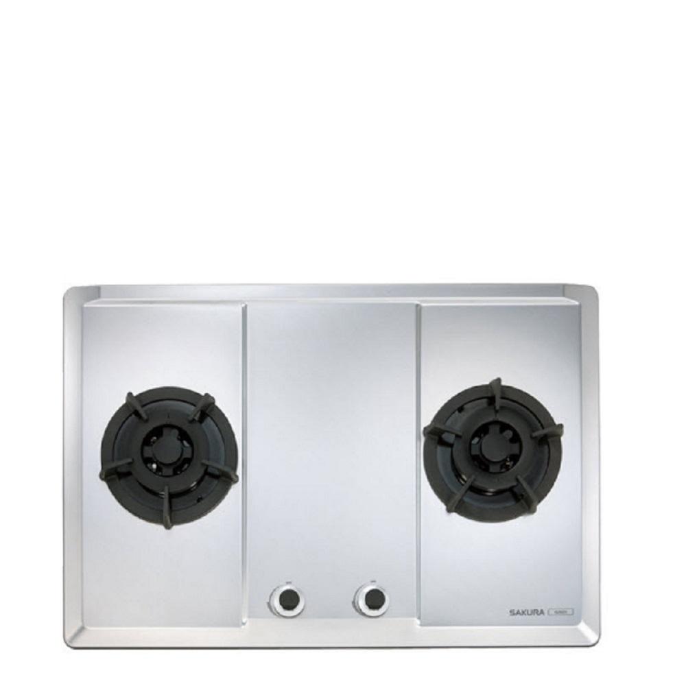 (全省安裝)櫻花 雙口檯面爐(與G-2623S同款)瓦斯爐天然氣 G-2623SN