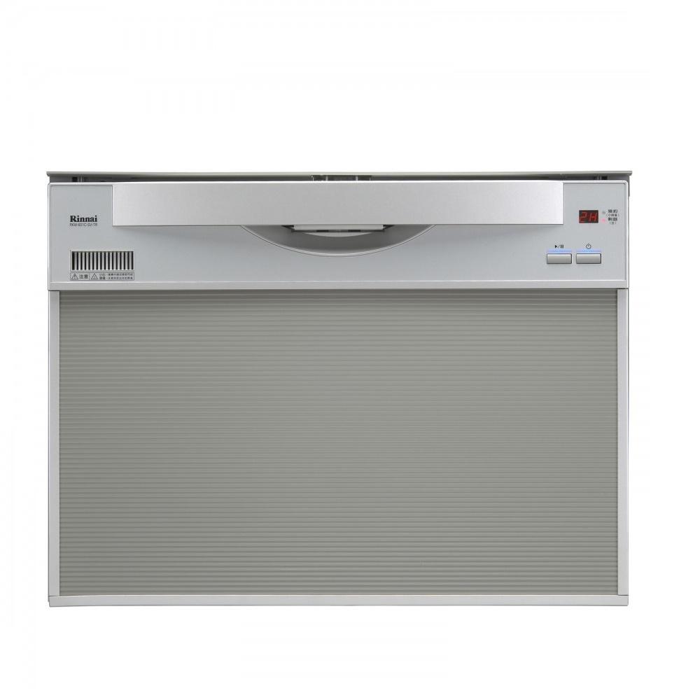 (全省安裝)林內60公分8人份洗碗機RKW-601C-SV-TR