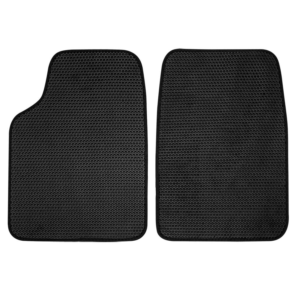 EVA防水集塵踏墊-前座踏墊2入(駕駛+乘客)