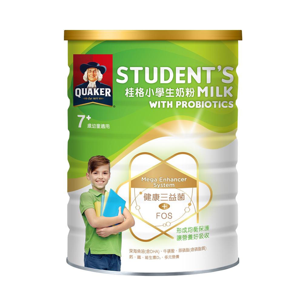 【桂格 】三益菌小學生奶粉1500g/罐