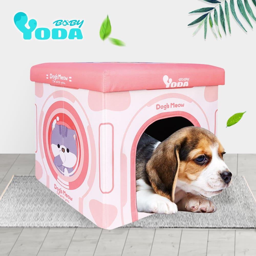 YoDa 琦菲家族寵物屋(太空艙)