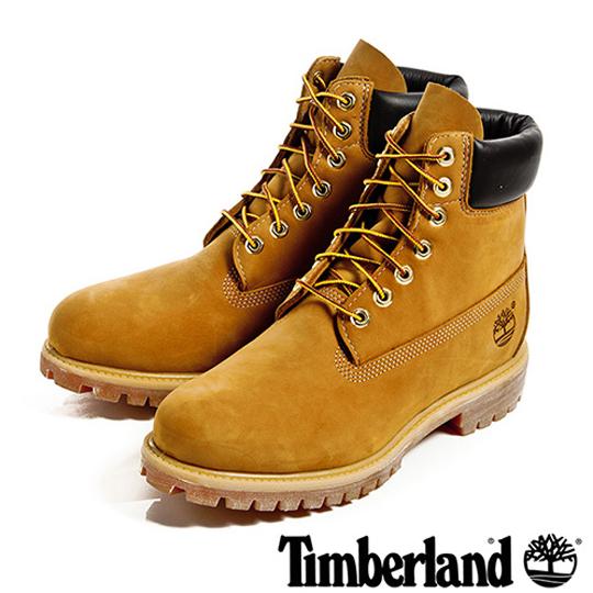 【福利網獨享】 Timberland 經典黃靴男鞋-小麥黃