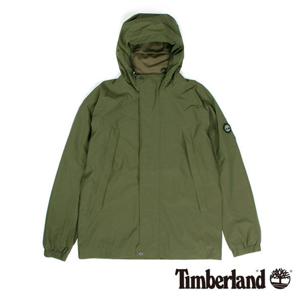 Timberland 深橄欖綠夾克外套-男款