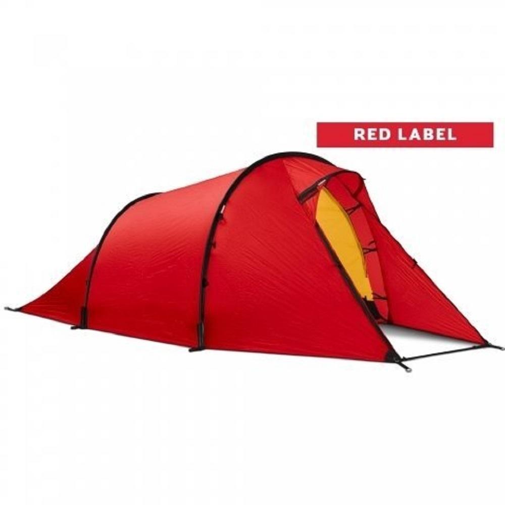 Hilleberg Nallo 2 納洛 紅標 輕量二人帳篷 紅 2.4 kg