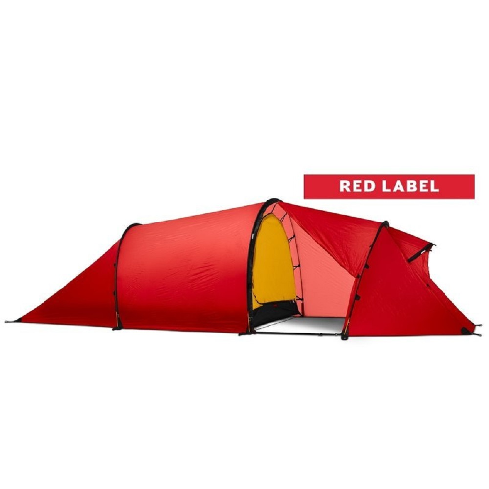 Hilleberg Nallo 2 GT 納洛 紅標 輕量二人帳篷 紅 2.9 kg