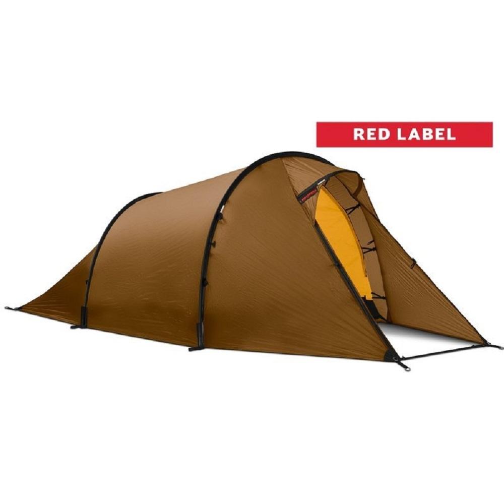 Hilleberg Nallo 2 納洛 紅標 輕量二人帳篷 沙棕 2.4 kg