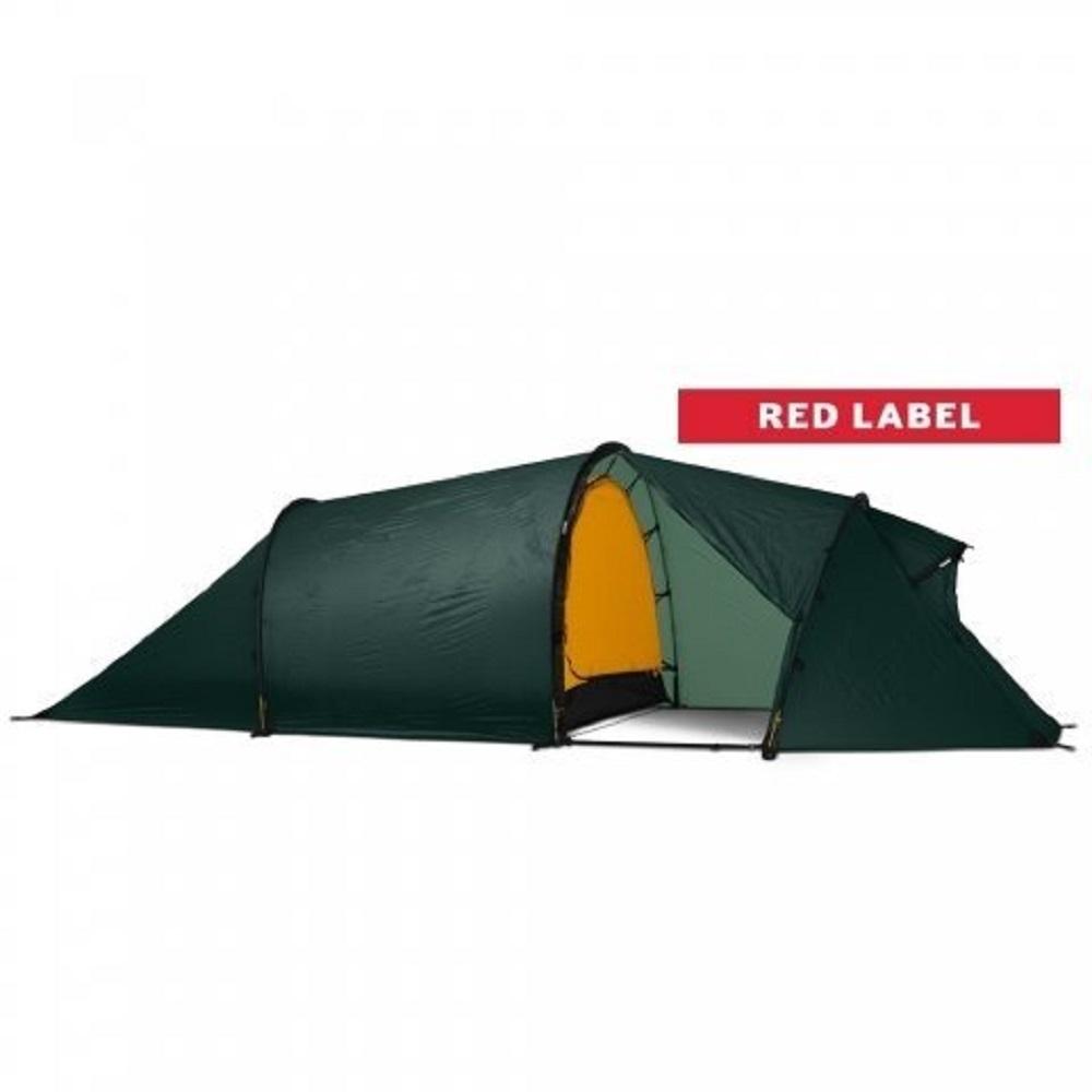 Hilleberg Nallo 2 GT 納洛 紅標 輕量二人帳篷 綠 2.9 kg