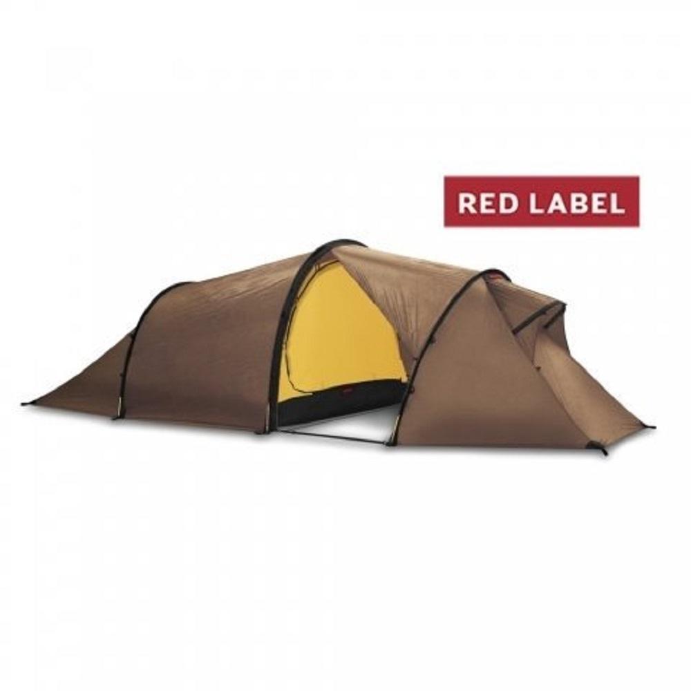 Hilleberg Nallo 2 GT 納洛 紅標 輕量二人帳篷 沙棕 2.9 kg