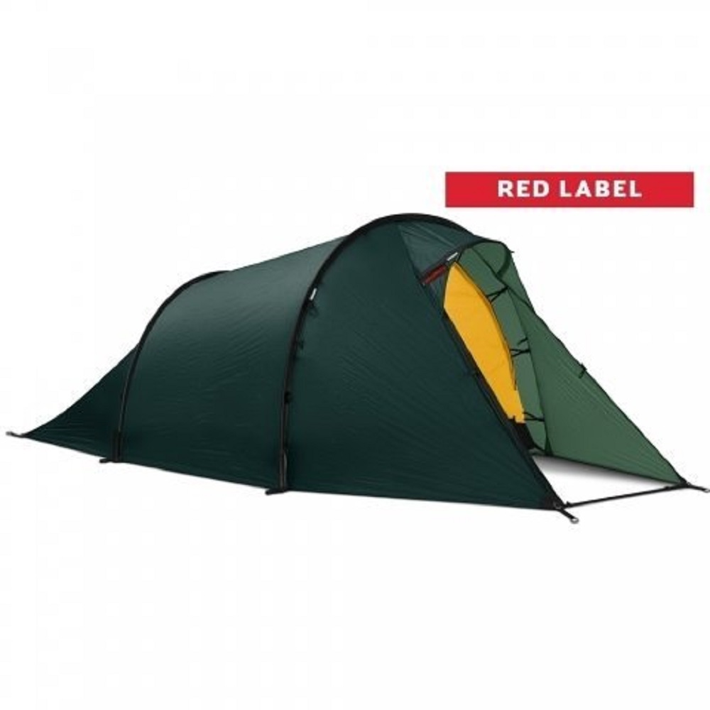 Hilleberg Nallo 3 納洛 紅標 輕量三人帳篷 綠 2.6 kg