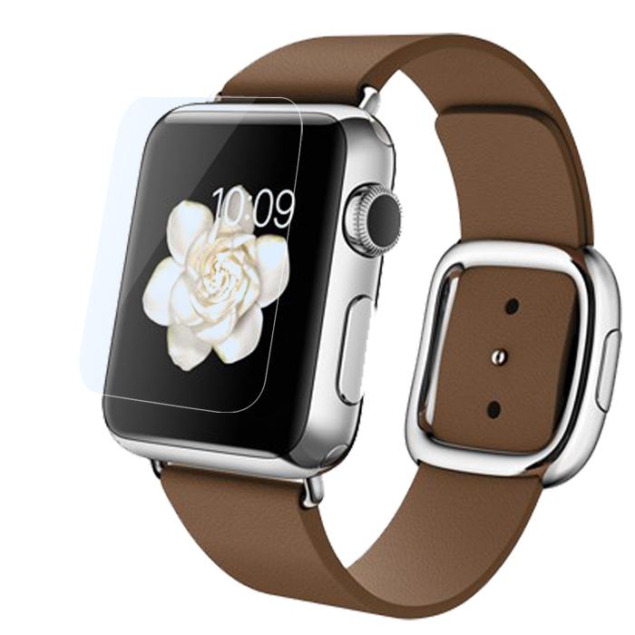 【g-IDEA】Apple Watch 42MM 智慧型藍芽手錶防爆鋼化玻璃貼