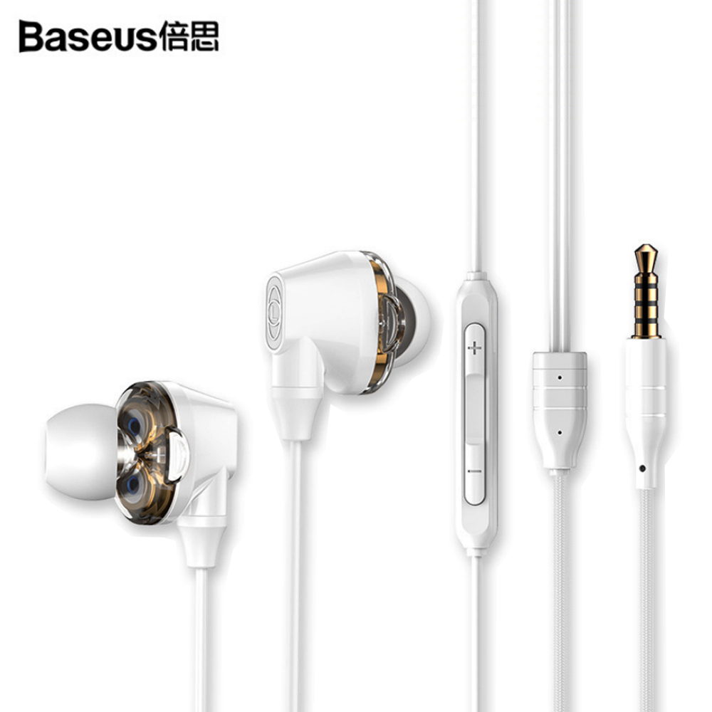 Baseus倍思 Enock S10 雙動圈藍牙耳機