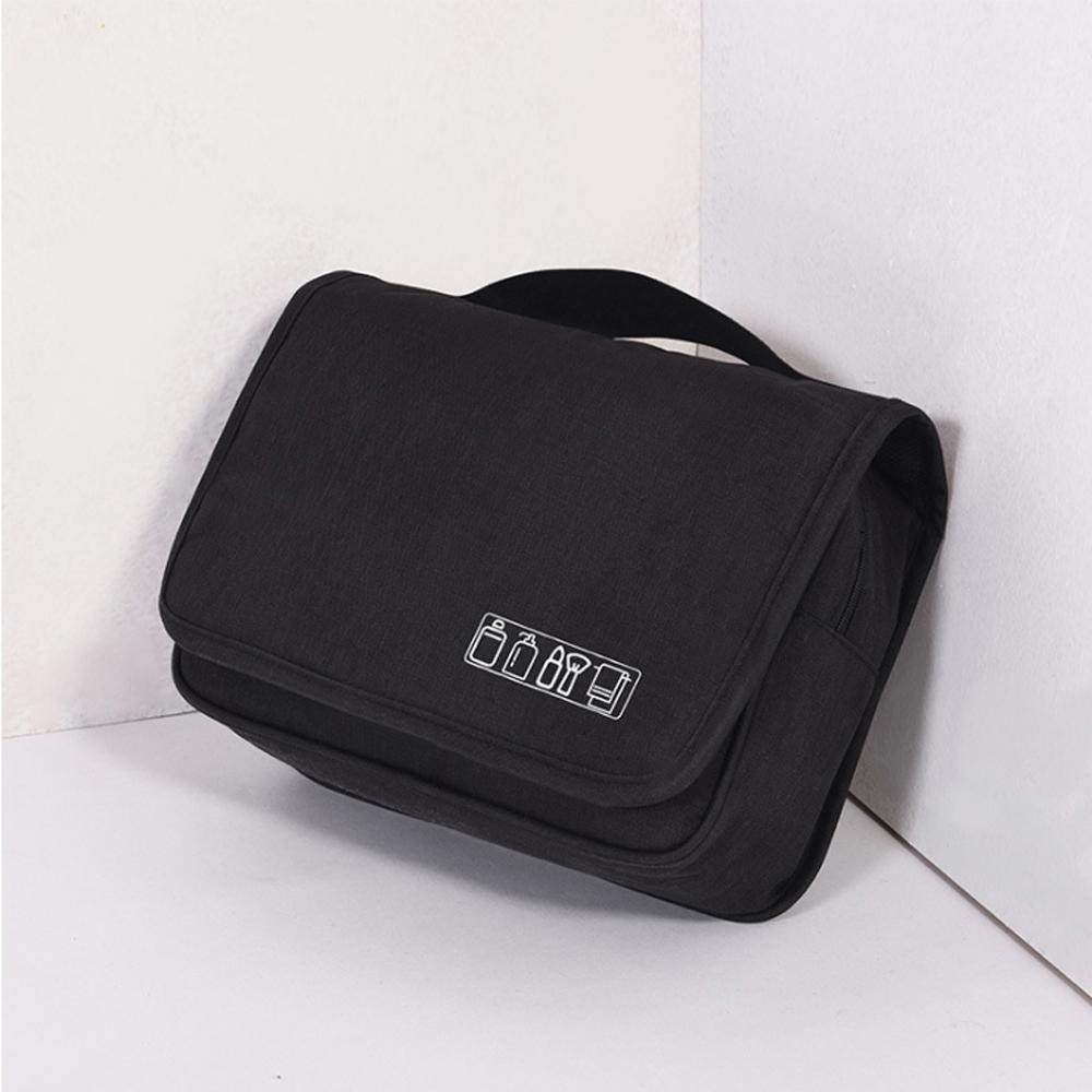 PUSH!旅遊用品旅行便攜式大容量陽離子掛鉤洗漱包收納包S72
