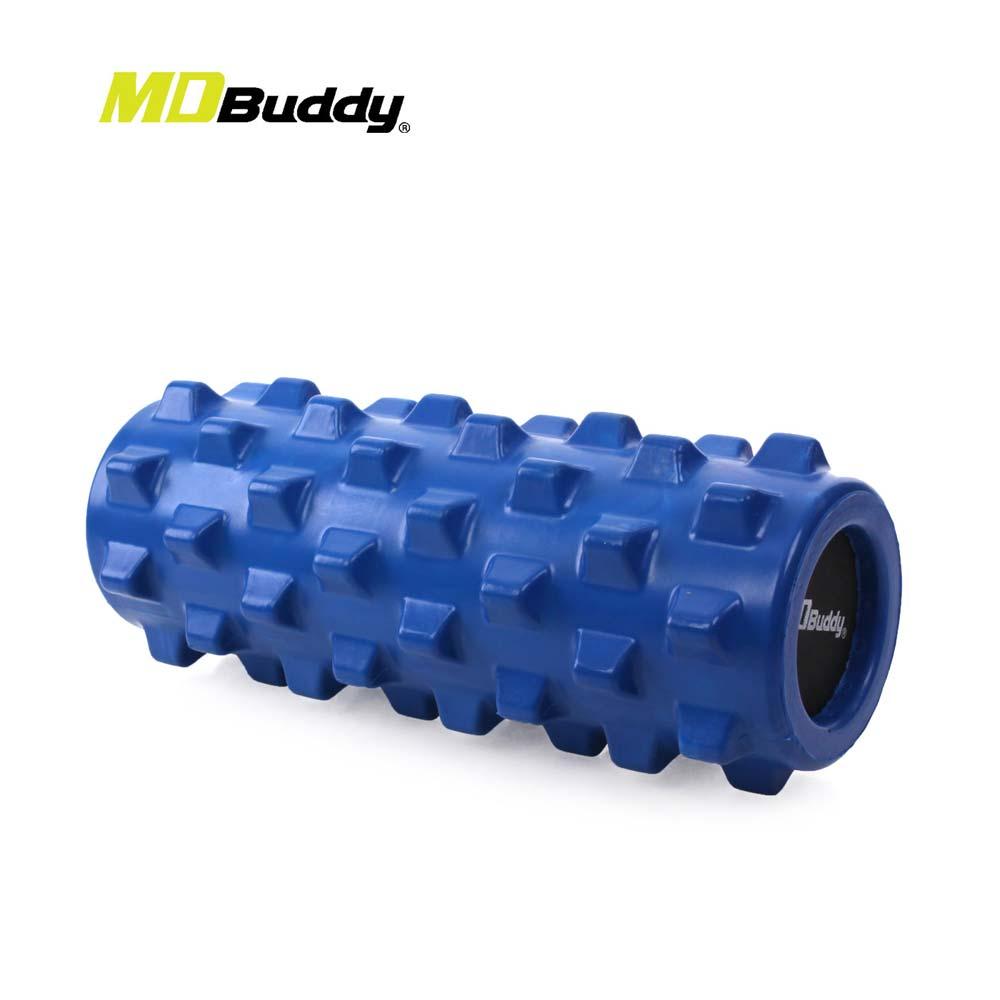 MDBuddy 按摩滾輪-內層實心黑-有氧 塑身 健身 按摩滾輪 隨機@6024901@
