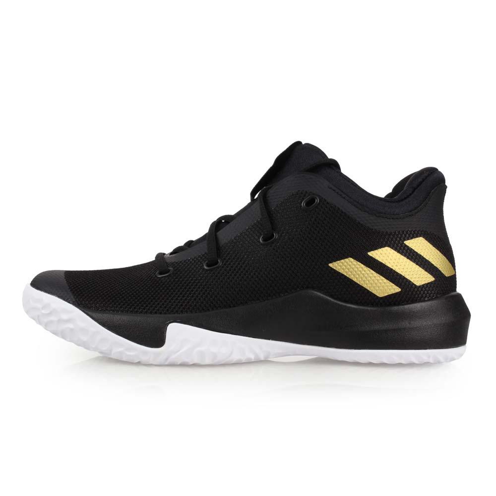 ADIDAS D ROSE MENACE 3 男籃球鞋-DERRICK 愛迪達 黑金@CQ0523@