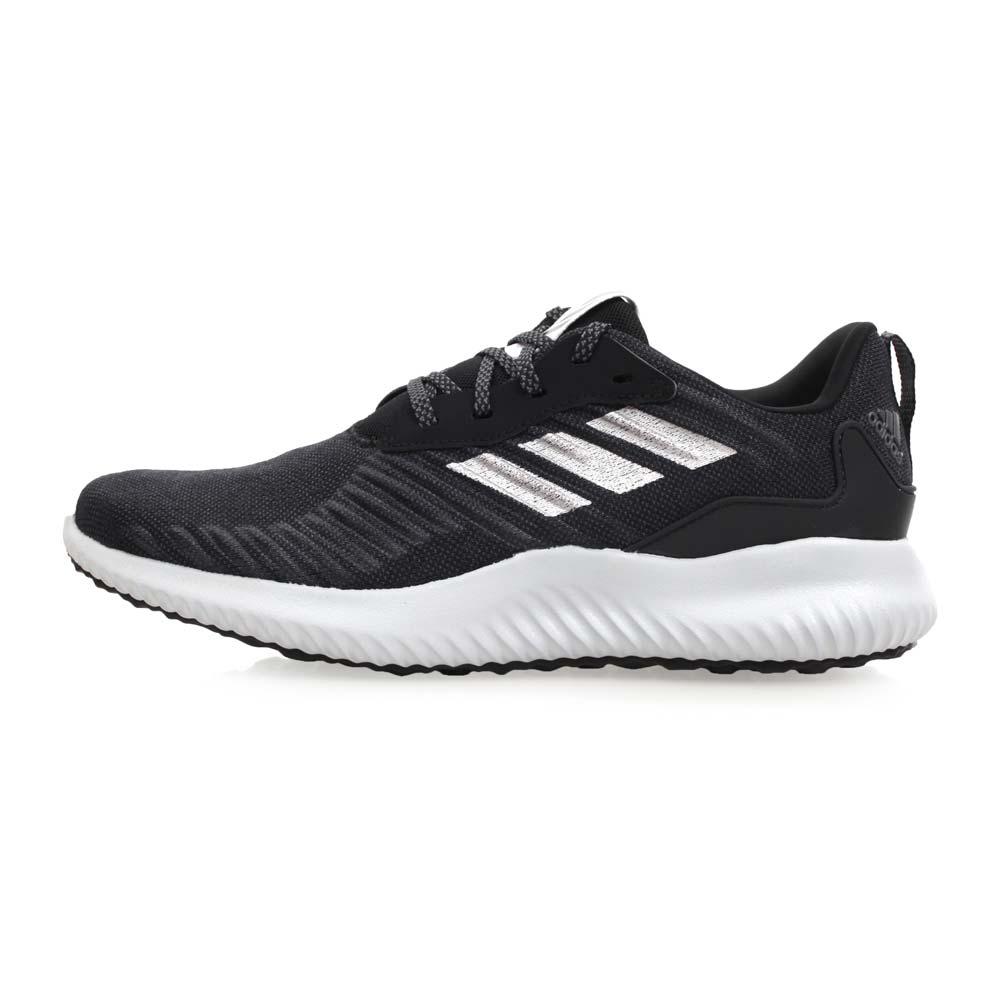 ADIDAS ALPHABOUNCE RC M 男慢跑鞋-路跑 愛迪達 黑銀@DA9768@