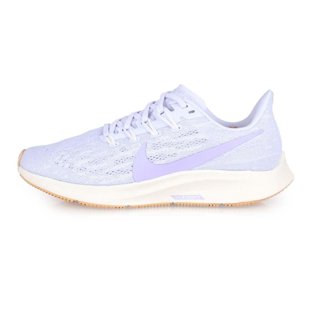 NIKE WMNS AIR ZOOM PEGASUS 36 女慢跑鞋 紫黃@AQ2210005@