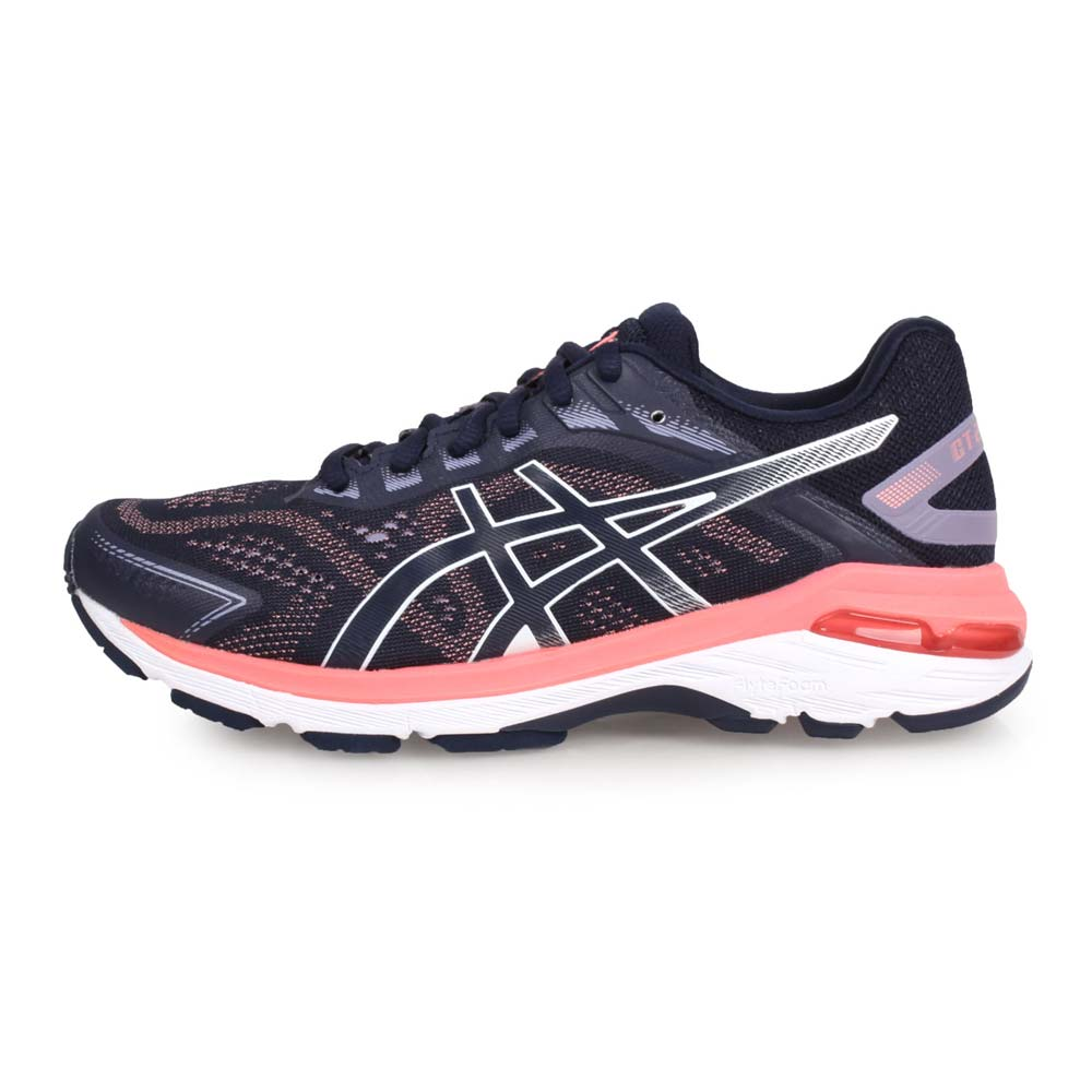 ASICS GT-2000 7 女慢跑鞋-亞瑟士 丈青紫粉白@1012A144-402@