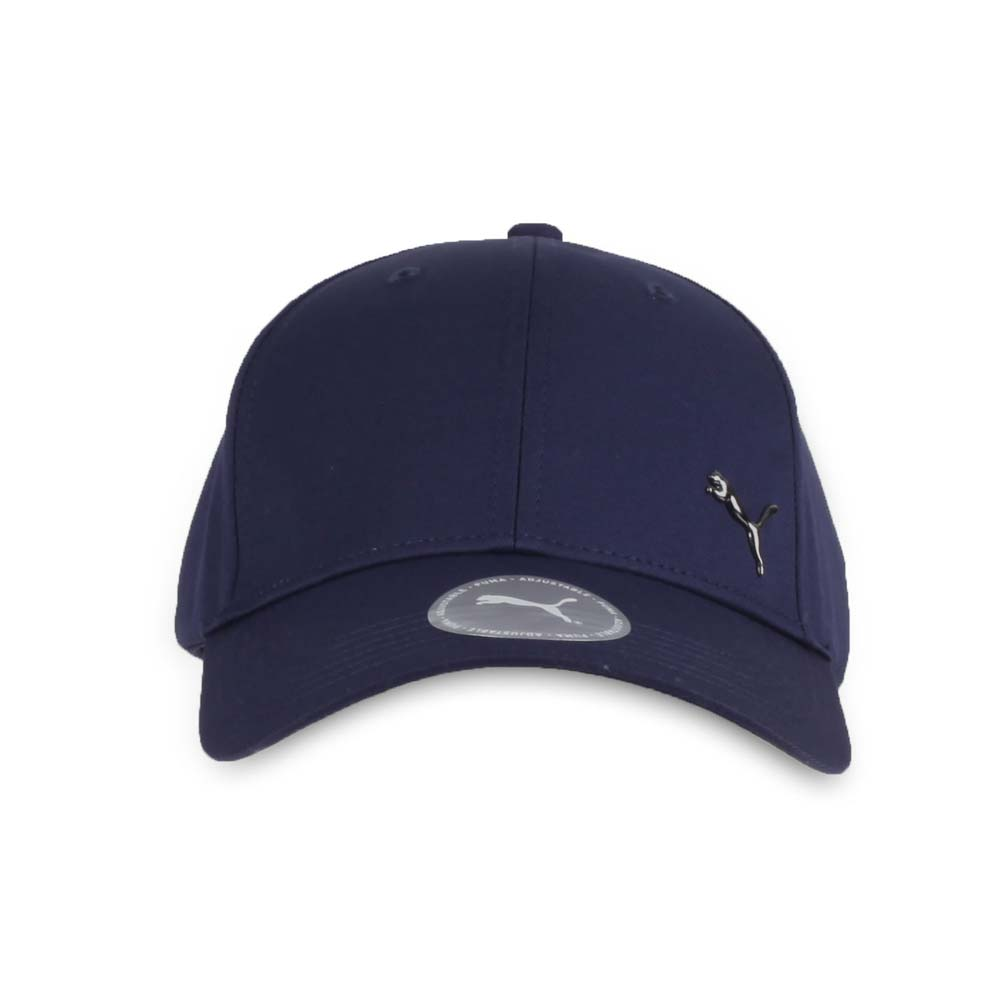 PUMA 基本系列棒球帽-遮陽 防曬 帽子 丈青@02126907@