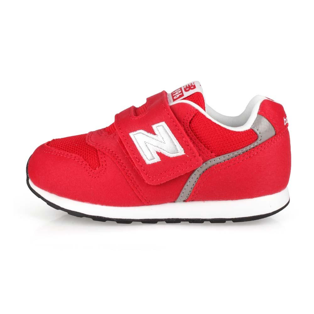 NEWBALANCE 男女小童復古慢跑鞋-WIDE-寬楦 996系列 NB 紅灰白@IZ996CRE@