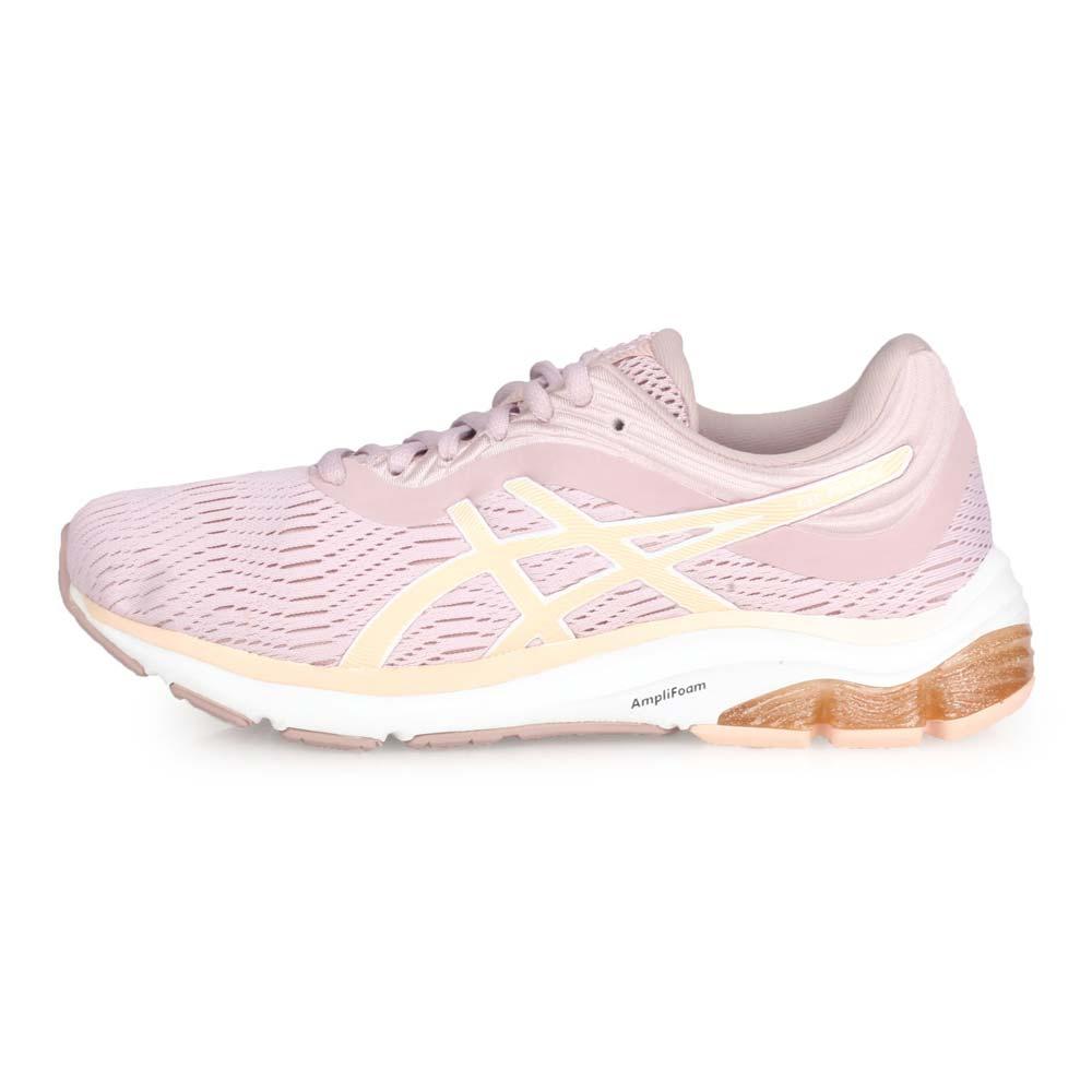 ASICS GEL-PULSE 11 女慢跑鞋-路跑 亞瑟士 芋紫粉橘@1012A467-701@