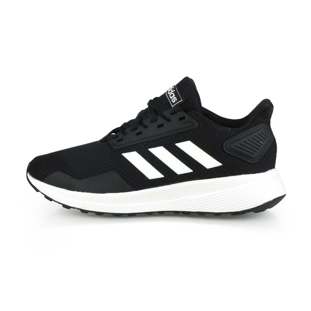 ADIDAS DURAMO 9 K WIDE 男中童慢跑鞋-寬楦 運動鞋 愛迪達 黑白@F36617@