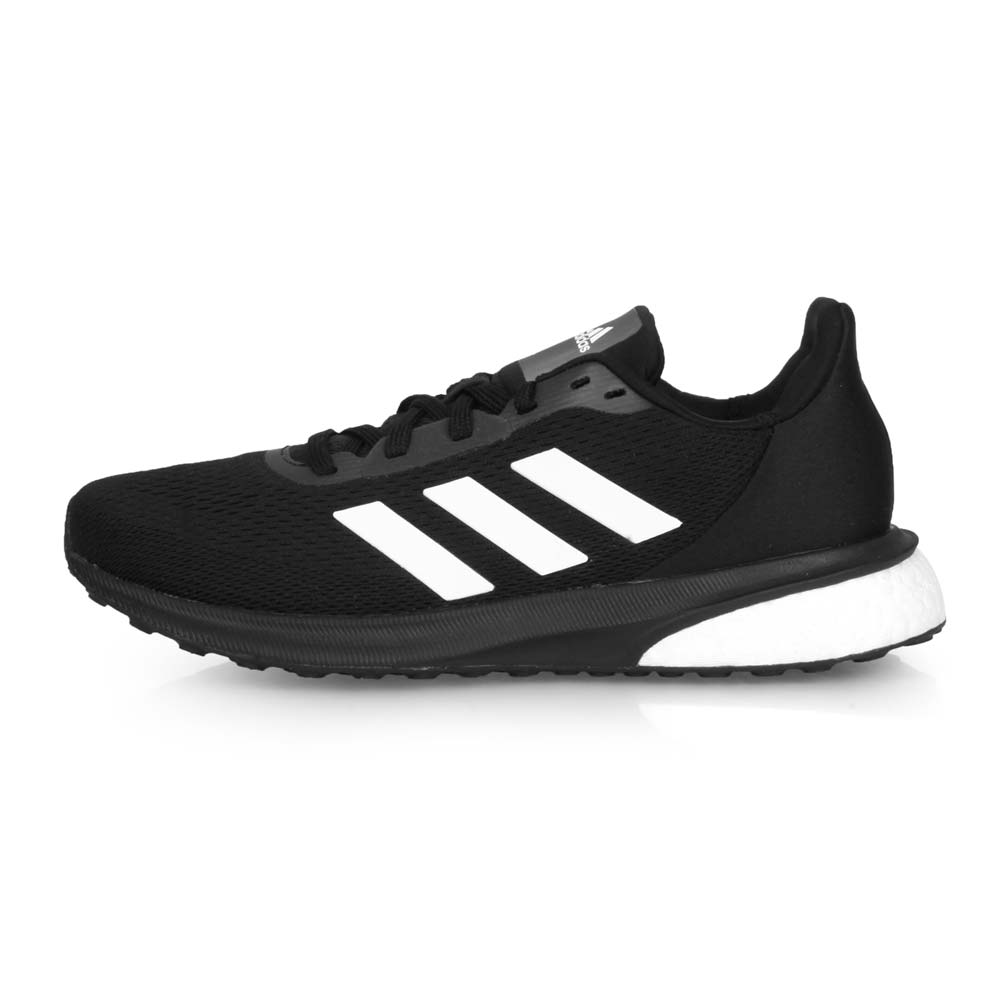 ADIDAS ASTRARUN W 女慢跑鞋-避震 透氣 愛迪達 黑白@EF8851@