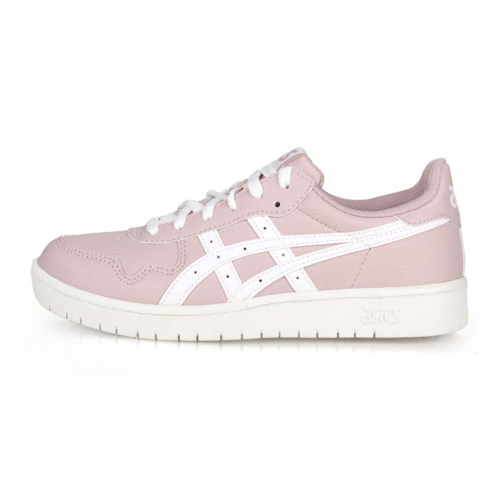 ASICS JAPAN S 女運動休閒鞋-慢跑 復古 亞瑟士 芋紫白@1192A147-701@