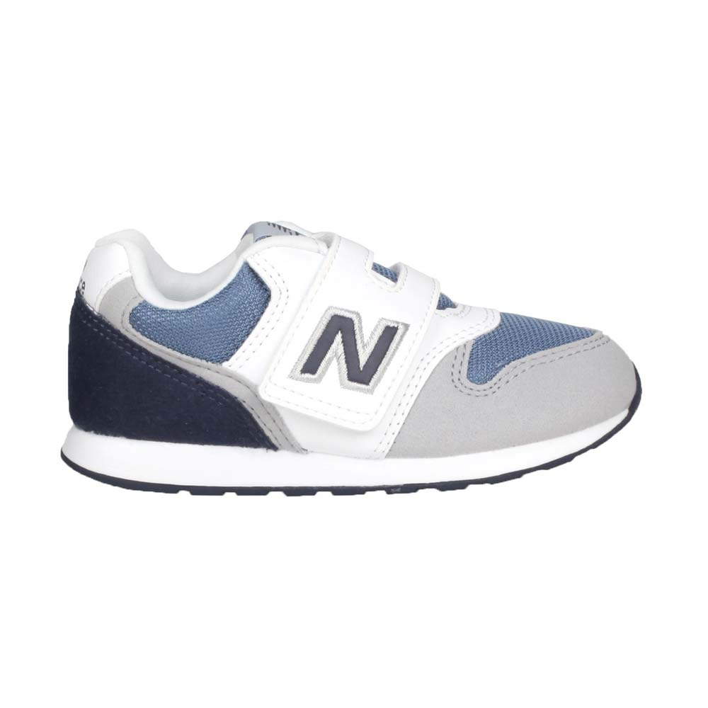 NEWBALANCE 男女小童復古慢跑鞋-WIDE-996  NB 寬楦 灰白深藍@IZ996PNV@