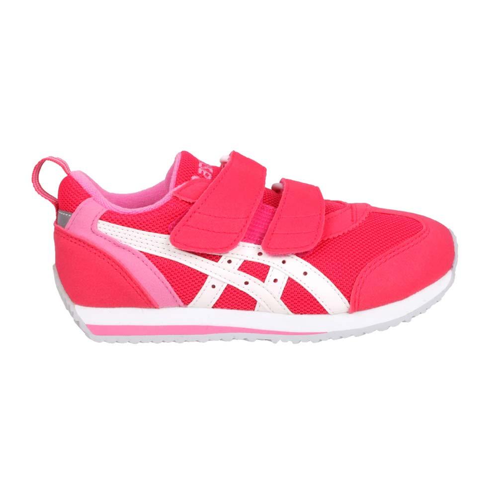 ASICS IDAHO MINI 3 男女小童運動鞋-慢跑 路跑 亞瑟士 玫紅白@TUM186-1901@