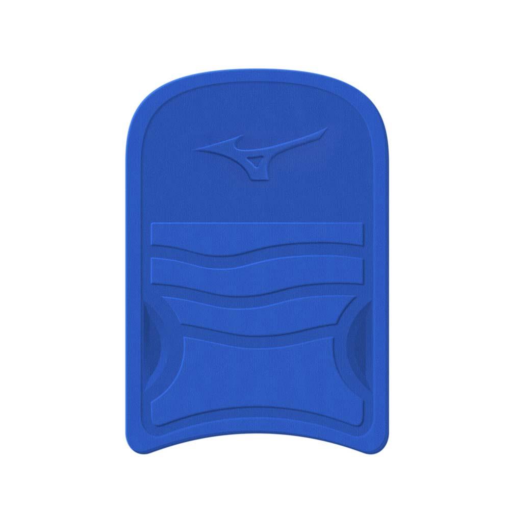 MIZUNO SWIM浮板-台灣製 助泳板 戲水 游泳 訓練 輕量 美津濃 藍黃@N3TB801022@