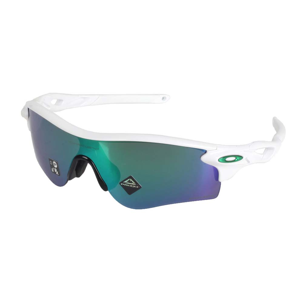 OAKLEY RADARLOCK PATH 一般太陽眼鏡-附硬盒鼻墊  抗UV 白綠@OAK-OO9206-4338@