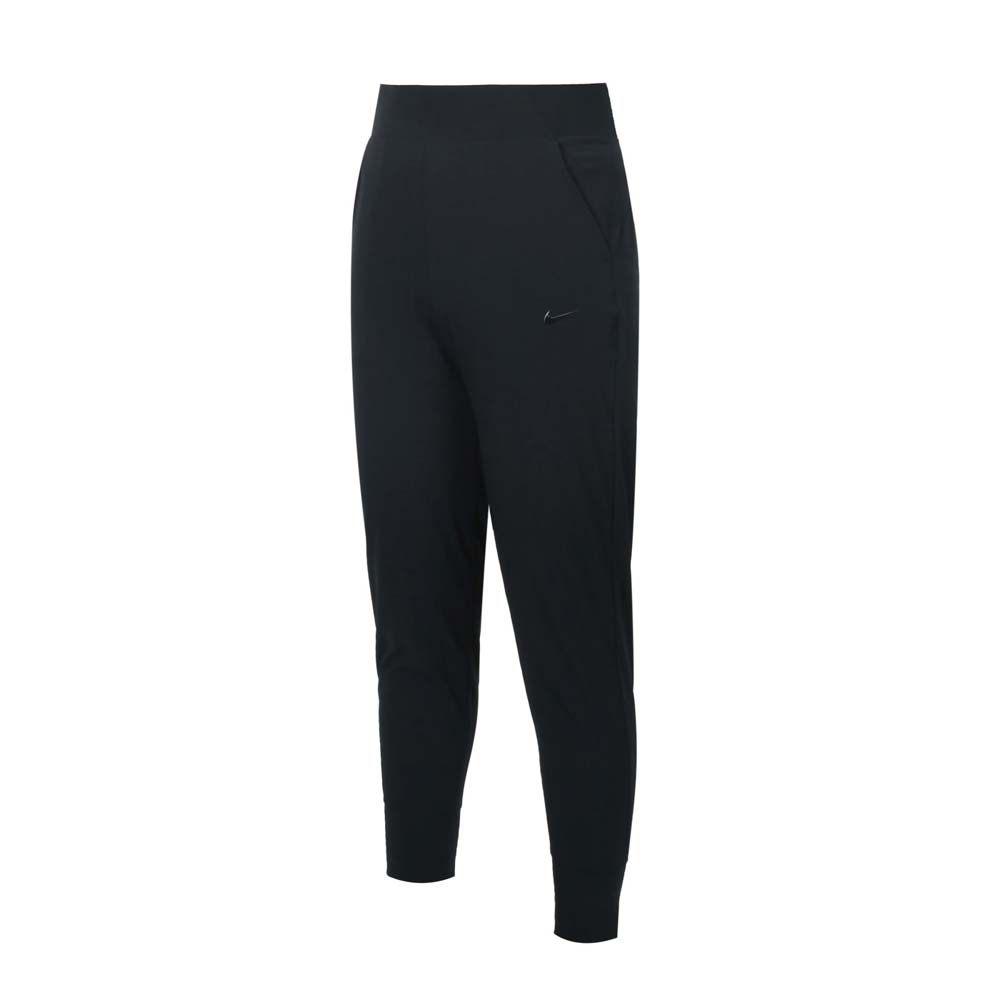 NIKE NIKE 女運動長褲(免運 Bliss Lux 訓練 瑜珈 Dri-FIT 慢跑 路跑 黑@CU4612-010@