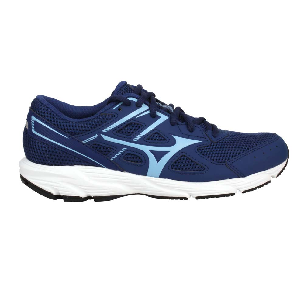 MIZUNO MIZUNO MAXIMIZER 23 女慢跑鞋-WIDE(免運 寬楦 美津濃 藍水藍@K1GA210113@