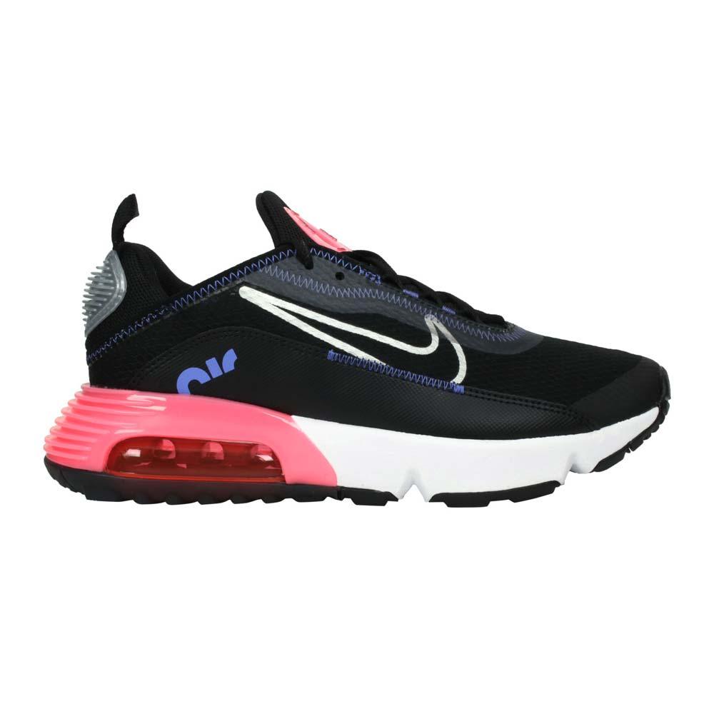 NIKE AIR MAX 2090-GS 女大童運動休閒鞋-慢跑 氣墊 黑紫粉紅@CJ4066011@